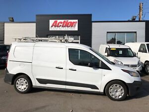 2014 Ford Transit Connect shelving ladder rack and divider