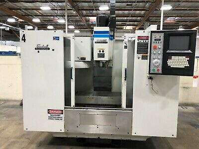 Fadal Vmc 15xt Cnc Vertical Machining Center Model 914-15