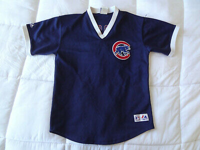 09e36e5020d Chicago Cubs Majestic Sammy Sosa MLB Baseball Kids Youth Jersey Navy