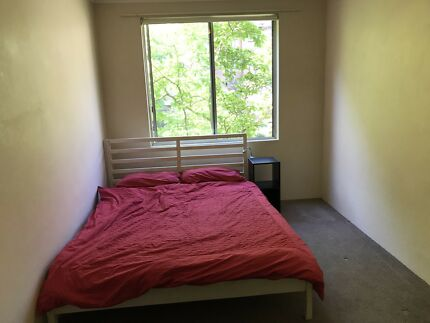 A big and sunny private room in Chatswood with 1 min to bus stop