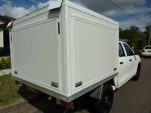 box out of 2018 toyota hilux dual cab fully insulated with tray Greystanes Parramatta Area Preview