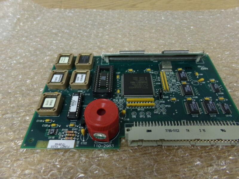 Dukane Ultrasonics 110-2983 4602 Circuit Control Board *FREE SHIPPING*