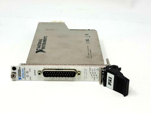 National Instruments NI PXIe-4141 Source Measure Unit (SMU)