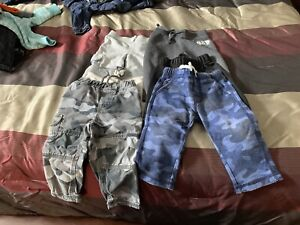 Baby Boys 12 Month Pants