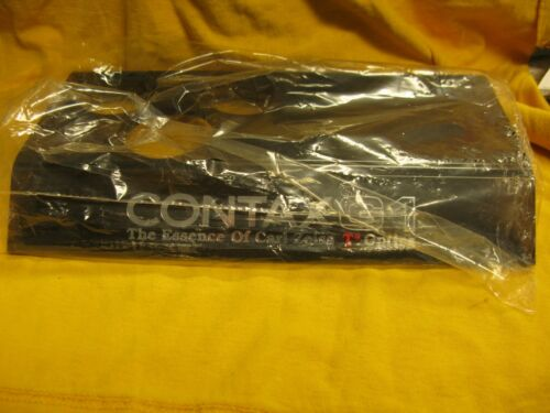 CONTAX 3 lens + camera store display advert stand Carl Zeiss T* Optics forshows