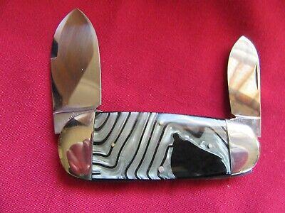 Frank Buster Elephants toe nail Knife (Sunfish)