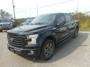 "2015 Ford F-150 4WD SuperCrew 145"" X"