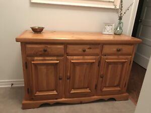 Rustic Bureau / Dresser / Commode / Buffet /