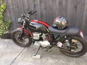 CB550 Cafe Racer Heathmont Maroondah Area Preview