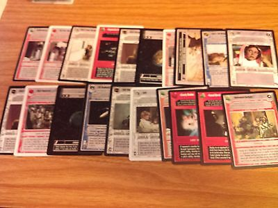 Star Wars CCG Promos / Premiums Lot of 20 - Group CC