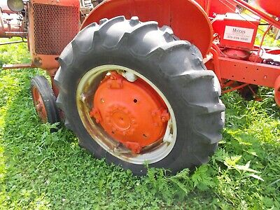 Firestone 13.6 X 28 Rear Tractor Tire 95 Tread Ac Wd45 Wd 45 Spinout Rear Rim
