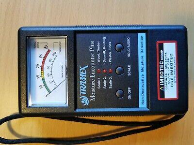 Tramex Mep Moisture Encounter Plus Non-invasive Moisture Meter - New