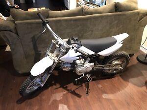 08 baja 80cc pit bike/dirtbike