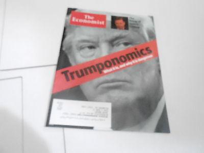 MAY 13 2017 THE ECONOMIST - TRUMPONOMICS - DONALD TRUMP