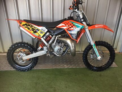 Ktm65 2014 immaculate condition bike