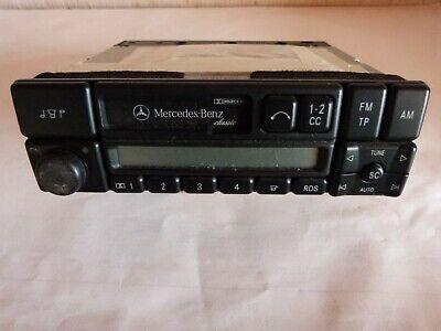 Original Mercedes-Benz Radio Becker BE 1150 für W124 202 208 210 R170 R129 usw