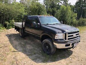 2005 F250 Diesel Work Truck