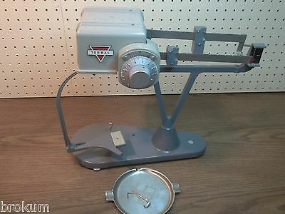 Used Torbal Balance Weight Scale Thorsion Balance Co Aisle Y