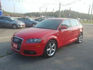 2008 Audi A3 S-Line !CERTIFIED!!WARRANTY AVAILABLE!!