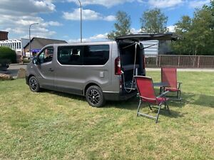 Renault Trafic Wohnmobil LED Standheizung T5 T6 Camper