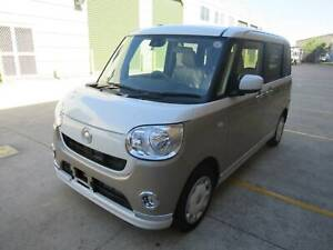 2017 Daihatsu Move Canbus X limited Blacktown Blacktown Area Preview