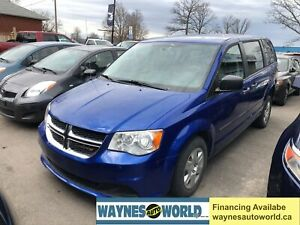 2013 Dodge Grand Caravan ***WHEELCHAIR VAN***
