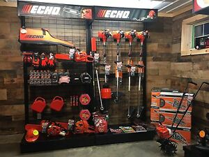 Echo Power Equipment Sale!  Free chains , hats and shirts !
