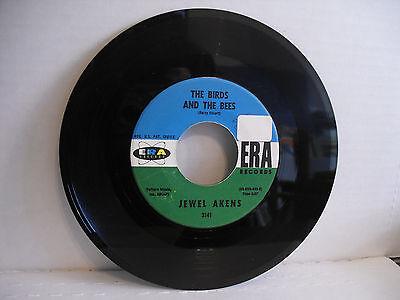 Jewel Akens, The Birds And The Bees / Tic Tac Toe, ERA 3141, 1964, Pop Rock
