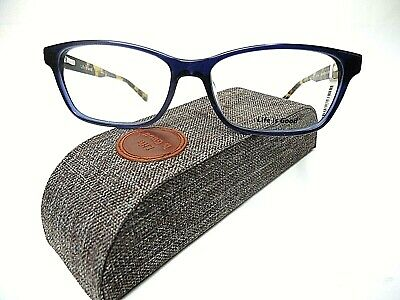 Life Is Good Eyeglass Frames with Matching Hard Case Brand New Blue (Good Eyeglasses Brands)