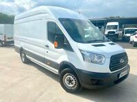 Ford Transit 2.2TDCi ( 125PS ) RWD 350 L4H3 Jumbo Van 65 Registration.