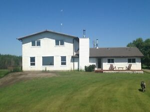 Acreage for sale- RM of Prince Albert
