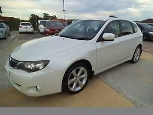 2009 Subaru Impreza R HATCH AWD AUTO $7990 St James Victoria Park Area Preview