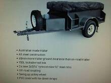 Freetime Off-road CamperTrailer. Cranbourne Casey Area Preview