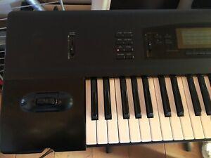 Korg 01/W Pro Workstation Synthesizer