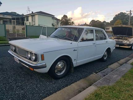 1971 RT81 Toyota Corona