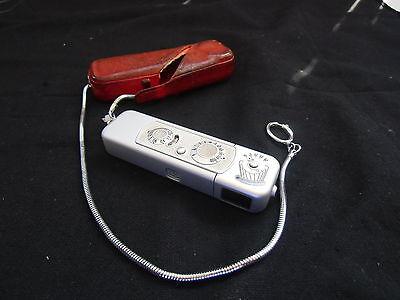 Minox Spionage Kamera, im org. Etui, 1:3,5 - F=15 mm