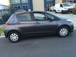 2013 Toyota Yaris for sale low km Dandenong Greater Dandenong Preview