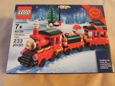 LEGO Creator Christmas Train 2015 (40138) Limited Edition NISB