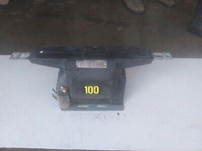High Voltage Current Transformer 100 Ratio Set Of Three