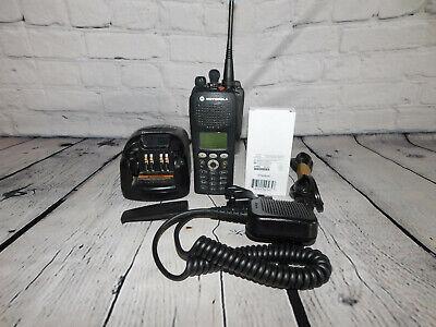 Motorola Xts2500 Model 3 Fpp Uhf R1 Digital Portable Radio Aes Encryption Multky
