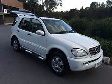 2003 MERCEDES BENZ ML 270 LUXURY DIESEL WAGON 7 SEATER Brighton Bayside Area Preview