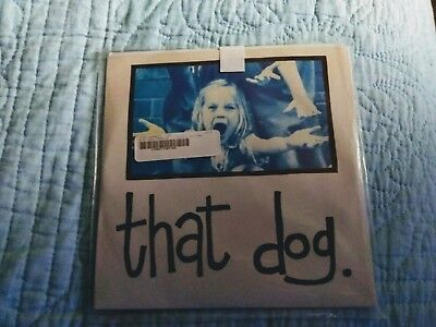 "that dog - Jambore / Megatone Records Weezer rentals ULTRA RARE double 7"" Record"