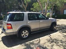 2003 Ford Explorer XLT V8 Dee Why Manly Area Preview