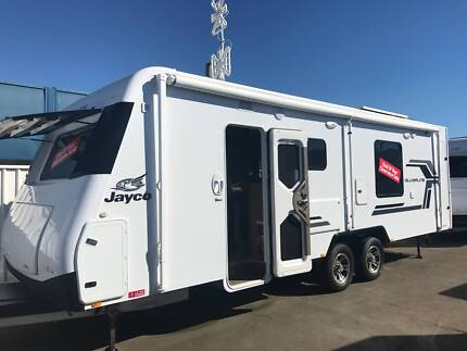 Jayco Silverline 25.78-5 Touring Caravan North St Marys Penrith Area Preview