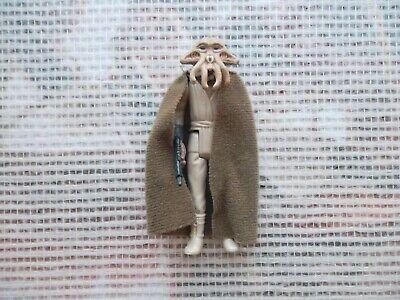 Squid Head / Star Wars vintage Kenner ROTJ loose Action Figure figurine 83*