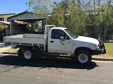 2004 Toyota Hilux Ute Cranbrook Townsville City Preview