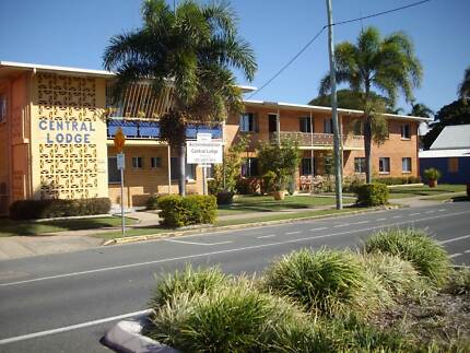 Central Lodge Mackay Qld 4740 (Guest House)