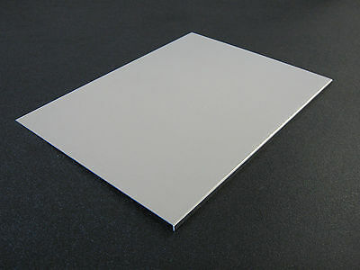 132 Thick Aluminum Sheet - 8 X 10 58 With 14 Flange Reflow Oven Tray