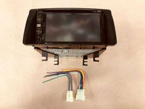 Toyota Corolla 2003 2004 2005 2006 2007 2008 Double Din Facial Dash Radio Kit