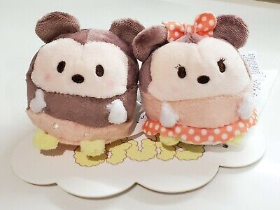 Plush Minnie Mouse (Disney Store Ufufy Mickey Mouse & Minnie Mouse 2.5